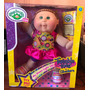 Cabbage Patch Kids Muñeca Riley Stephanie Zapatos Brillantes