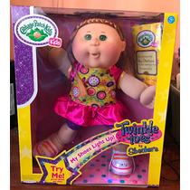 Cabbage Patch Kids Muñeca Riley Stephanie Zapatos Brillantes
