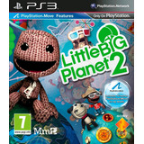 Little Big Planet 2 Ps3 Digital Tenelo Ya