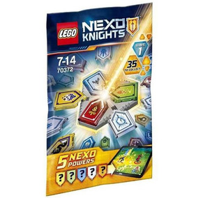 Combo Nexo Powers Wave 1 Lego 70372