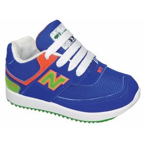 Zapatillas Zapatos Infantiles New Tilers Oferta Liquidacion