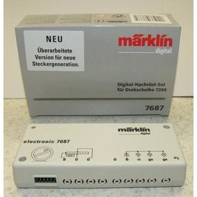 Marklin Digital 7687 Ho Para Set Estacion Giratoria 7286