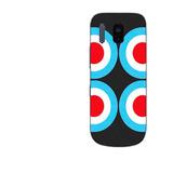 Capa Adesivo Skin219 Verso Nokia Asha 202