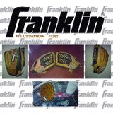 Guante Beisbol O Softbal Franklin Zurdo Derecho 12.5
