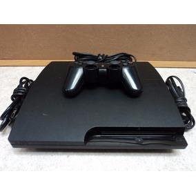 Playstation 3 Destravado Controle + Cabos + Jogos Ps3