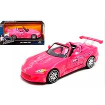 Suki´s Honda S2000 Rapido Y Furioso 1:24 Jada Nuevo Sellado