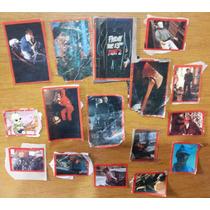 Figurinhas Album Freddy Krueger Terror Em Dose Dupla