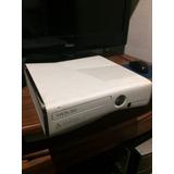 Xbox 360 Slim Con 20 Juegos En Disco Duro