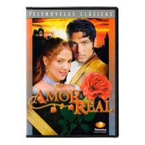 Amor Real Telenovela Mexico Adela Noriega Importacion Dvd