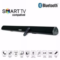 Caixa Bluetooth Soundbar P/tv Rca 120w 80rms -