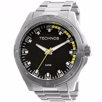 Relógio Technos Masculino 2036lnv/1y Performance Lançamento