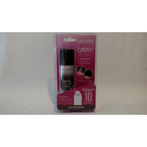 Gray Away Tinte Spray Instantaneo Negro Cubre Canas Y Raiz