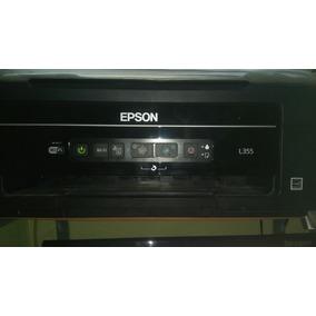Impresora Epson Serie L Reseteador