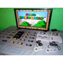 Consola Super Nintendo Mario World Snes Street Fighter Snes