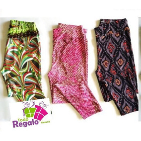 Ropa Pantalones Legguins,leguis, Gym,polyester, Ejercicios,