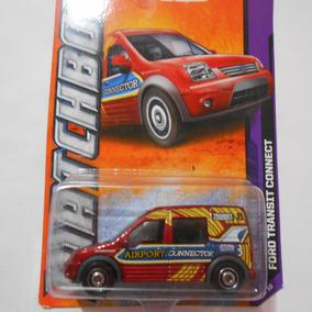 Fermar4020 Ford Transit Connect D-29 3/120 Matchbox