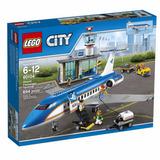 Lego City Terminal De Pasajeros Del Aeropuerto 60104