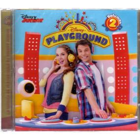 Cd playground disney m sica infantil en mercado libre for Cancion el jardin de clarilu
