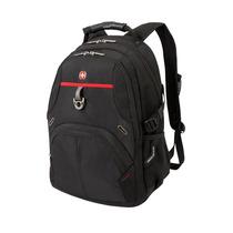 Mochila Backpack Laptop Swissgear 18 Swiss Gear Maleta Negra