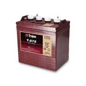 Batería Trojan De Ciclo Profundo T-875 8v 170ah