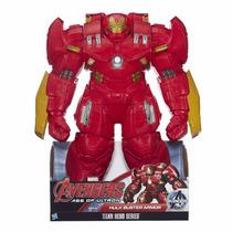 Iron Man Hulkbuster Armadura Avengers Hasbro Mide 45cm