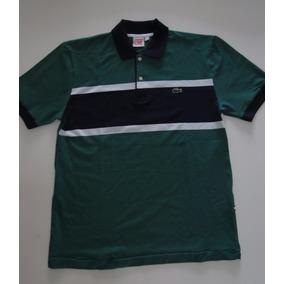 4004a5bb8b1aa Camisa Lacoste - Calçados, Roupas e Bolsas Verde no Mercado Livre Brasil