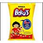 Pipoca Bokus Salgada Pct C/10. 30g Ideal P/ Festas Infantis