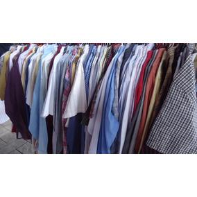 Lote De 4 Camisas De Caballero Americanas Talla L-xl Y Xxl