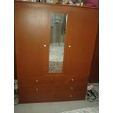 Closet De Madera Mdf, En Perfecto Estado.