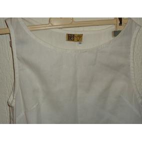 Vestido De Manta Magó East Africa Blanco Nuevo T S