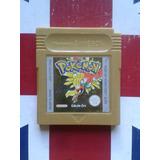 Pokemon Edición Oro Gold En Español Gameboy Color Advance