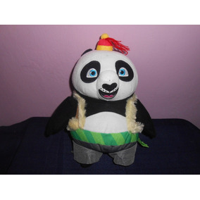 Peluche Kung Fu Panda 3 Po 30 Cms Toy Factory