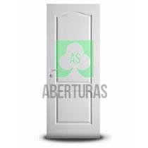 Aberturas: Puerta Placa Crafmaster 70x200 C/marco Chapa