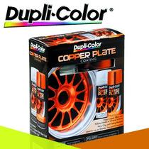 Duplicolor Pintura Color Cobre Rines Motor Bicicletas Motos
