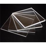 Lámina De Acrílico Transparente De 1220x2440x2.5mm