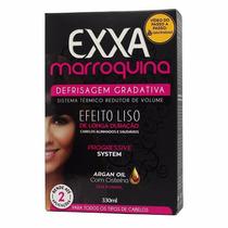Exxa Marroquina Defrisagem Gradativa Salon Line 330ml