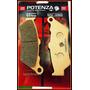 Pastilha Yamaha Xt 660 Ano 2012 Dianteira Potenza 209 Gt