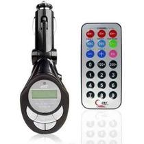 Transmisor Fm C/control Remoto Lee Memorias Sd Pen Mp3 Mp