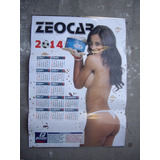 Calendario Zeocar 2014! Grande!