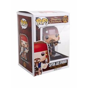 Funko Pop! Capitão Jack Sparrow, Piratas Do Caribe