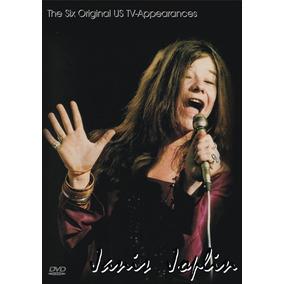 Dvd Janis Joplin The Six Original Us Tv Appearences 69-70