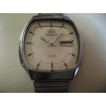 Reloj Orient Automático Vintage. Crystal. 3 Estrellas.