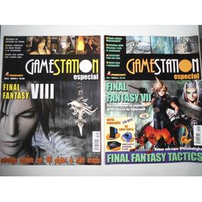 Revista Detonado Final Fantasy 7 E 8