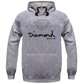 Blusa Moleton Diamond Supply Super Promoção.ótima Qualidade