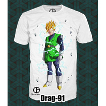 Playera Dragon Ball Super Gohan Super Sayayin