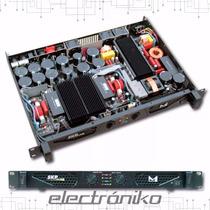 Potencia Amplificador Skp Max D610 600w Rms Digital 2,9 Kg