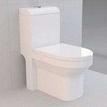 Vaso Sanitário Com Caixa Acoplada Pettra Safira Branco