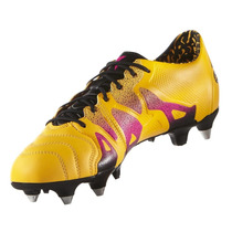 Chuteira Campo Adidas X 15.1 Sg Leather Pro Top 1magnus