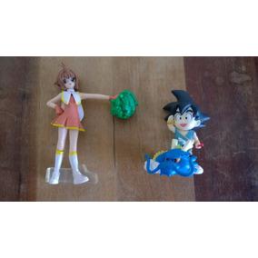 Action Figures Sakura E Goku