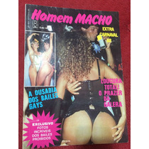 Revista Internacional Homem Carnaval 88 Mulheres Sexo Gatas